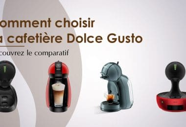 Hot and cold drinks with one of Dolce Gusto's ultra-design coffeemakers