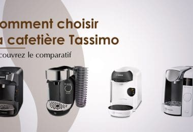 Make sure you always have the same coffee with a Tassimo coffeemaker