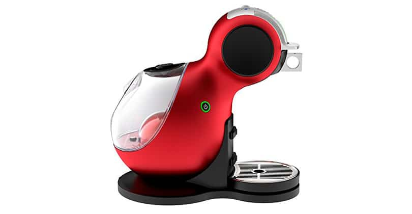 Discreet and fast, the Dolce Gusto Melody 3