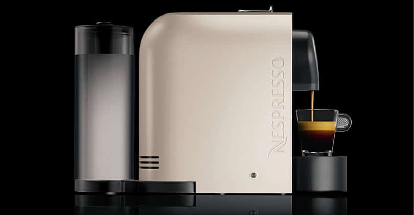 Modular and intelligent: the Krups Nespresso U