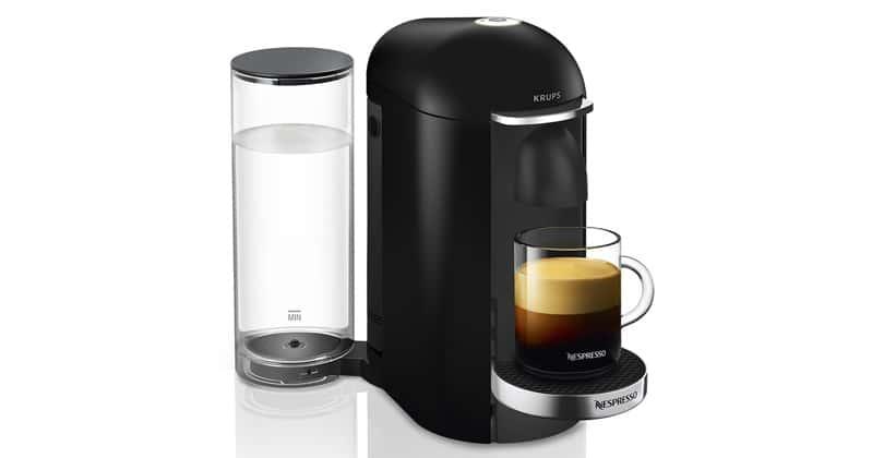 The brand new Nespresso Vertuo