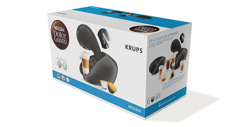 Product of the year, the Nescafé Dolce Gusto Movenza