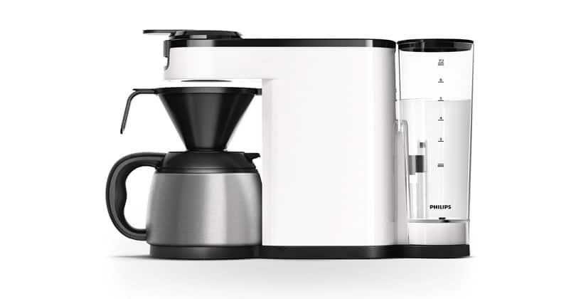 2 in 1 coffeemaker, the Senseo Switch