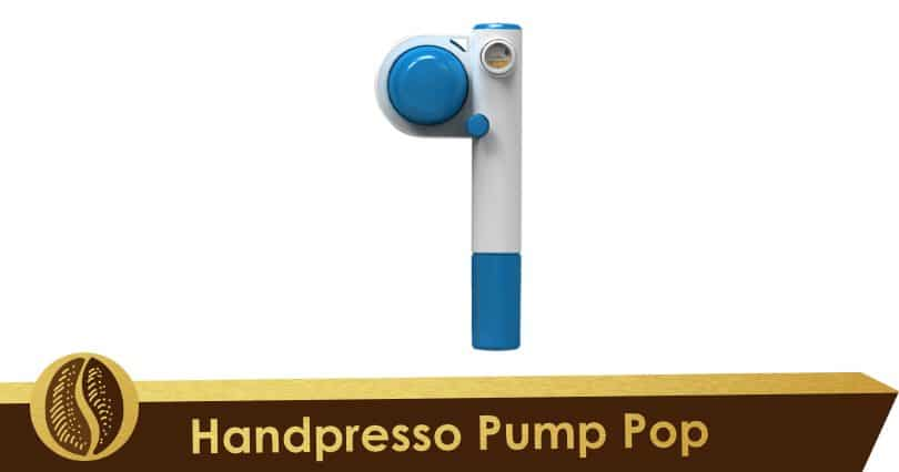 Colourful and nomadic, the Handpresso Pump Pop