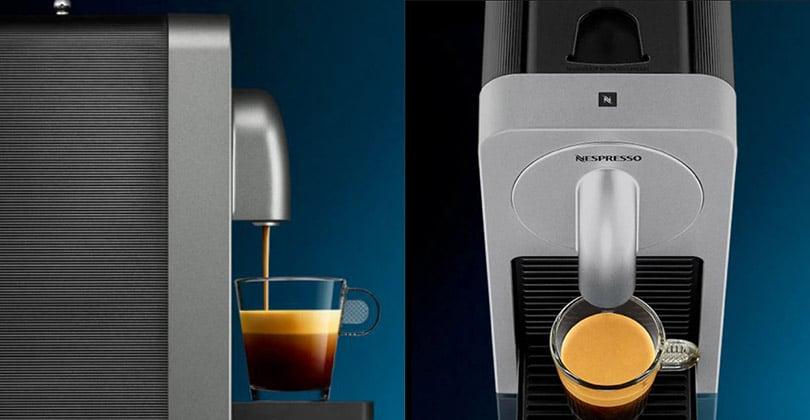 The highly connected Nespresso Prodigio