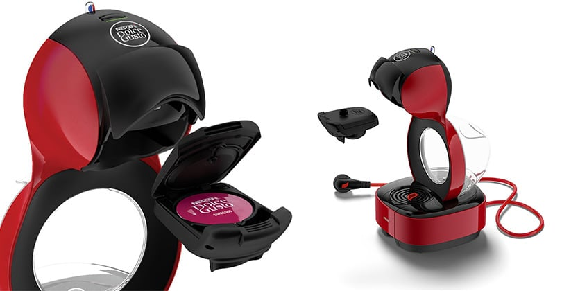 Opinion on the Nescafé Dolce Gusto Lumio, elected product of the year 2018