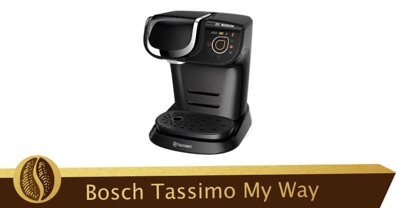 The new Bosch Tassimo My Way