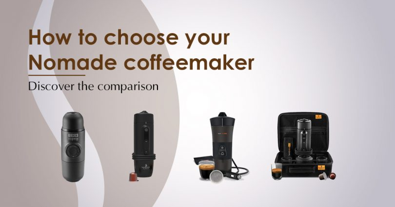 Comparison of the best portable coffee machines