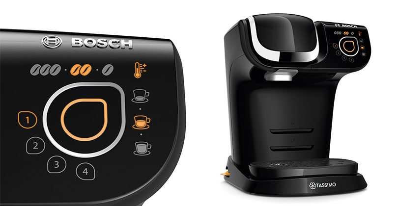 The new Bosch Tassimo My Way