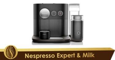 nespresso expert milk avis